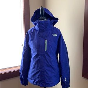 The North Face W Cheakamus Tri Jacket! SZ M!